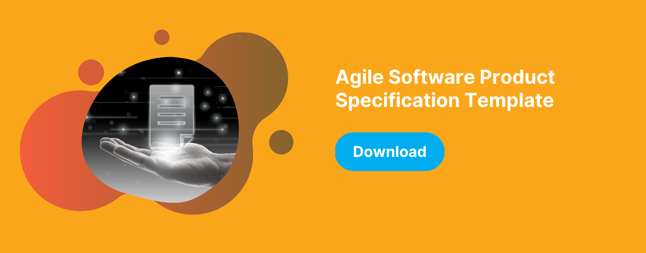 Download an Agile software product specification teamplate