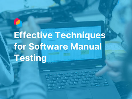Effective Techniques for Software Manual Testing