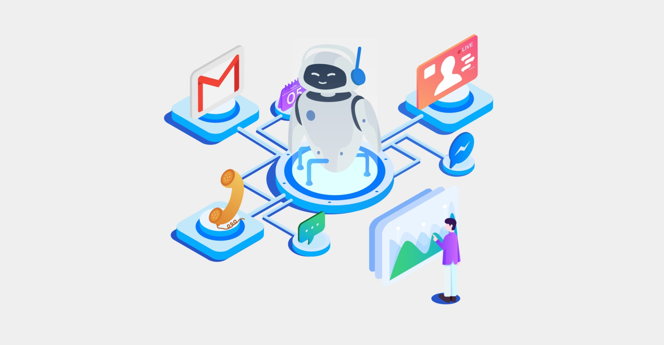 What is marketing automation by Enlab Software